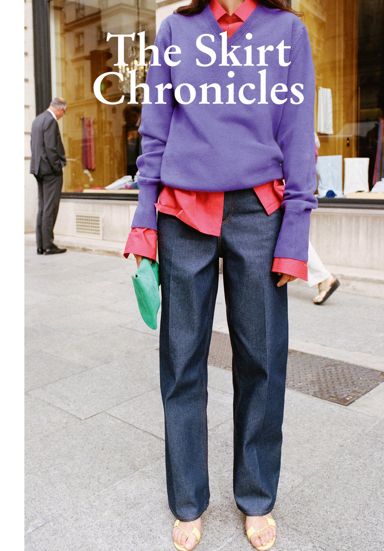 The Skirt Chronicles Issue V