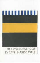 Load image into Gallery viewer, Nigel Peake - Une Bibliothèque (Stuart Turson - The Seven Deaths of Evelyn Hardcastle)