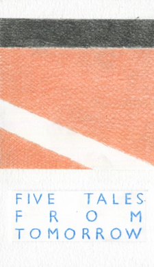 Nigel Peake - Une Bibliothèque (Crest Giant - Five Tales from Tomorrow)