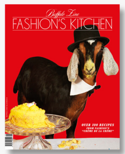 "Buffalo Zine Issue 8 ""Fashion's Kitchen"""