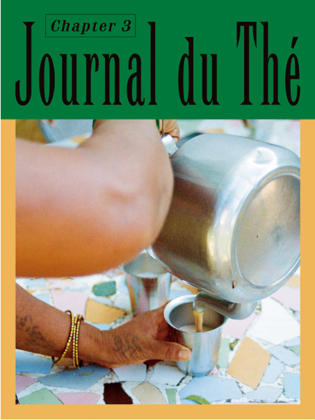 Journal du Thé : Chapter 3