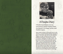 Load image into Gallery viewer, A Foujita Diary