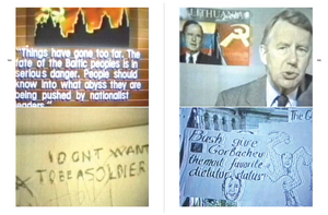 "Jonas Mekas - Transcript 04 44' 14"" - Lithuania and the Collapse of the USSR"