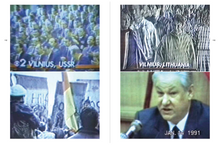 "Load image into Gallery viewer, Jonas Mekas - Transcript 04 44' 14"" - Lithuania and the Collapse of the USSR"