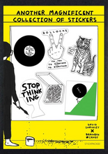 Load image into Gallery viewer, David Shrigley - stickers packs