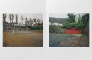 Giasco Bertoli - Tennis Courts I, II & III set