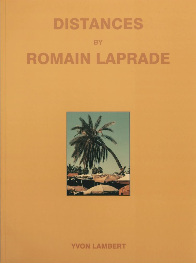 Romain Laprade - Distances