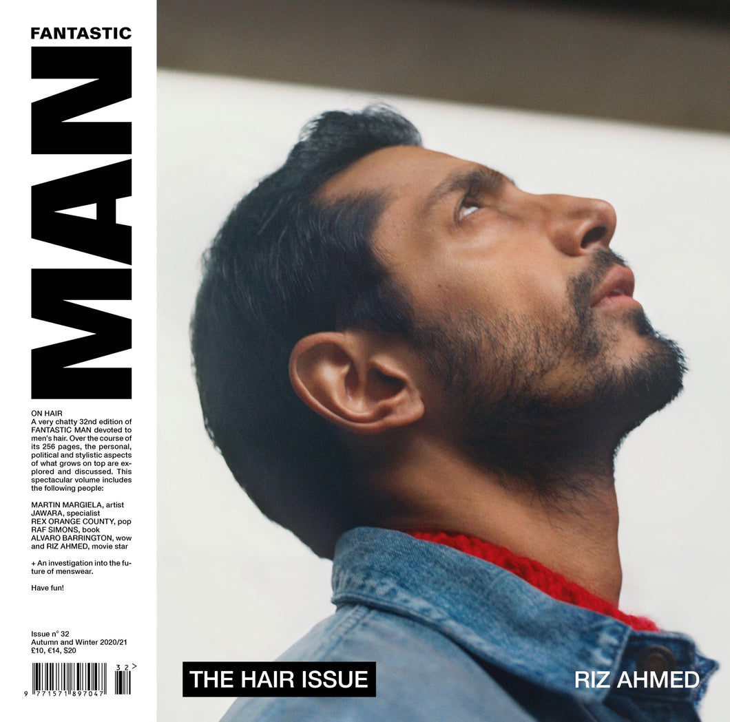 Fantastic Man - Issue 32, Autumn/Winter 2020/2021