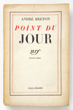 Load image into Gallery viewer, André Breton - Point du jour