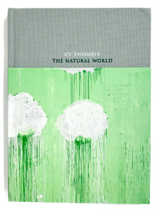 Cy Twombly - The Natural World
