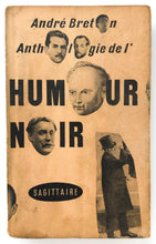 Load image into Gallery viewer, André Breton - Anthologie de l'humour noir