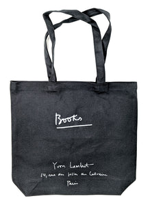 Yvon Lambert Tote Bag - Grey