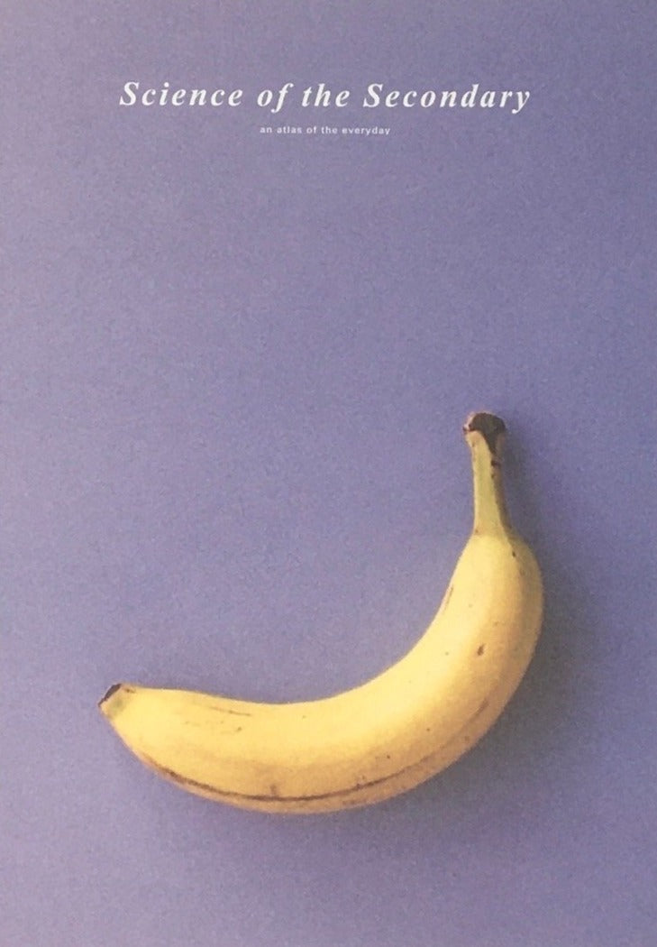 Science of the Secondary n°11 : Banana