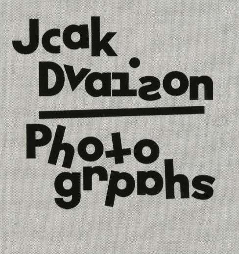 Jack Davison - Photographs Annotated Artists Edition