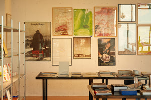 "Exposition ""Yvon Lambert - 50 years of books & prints.1970 - 2020"" à Busan"