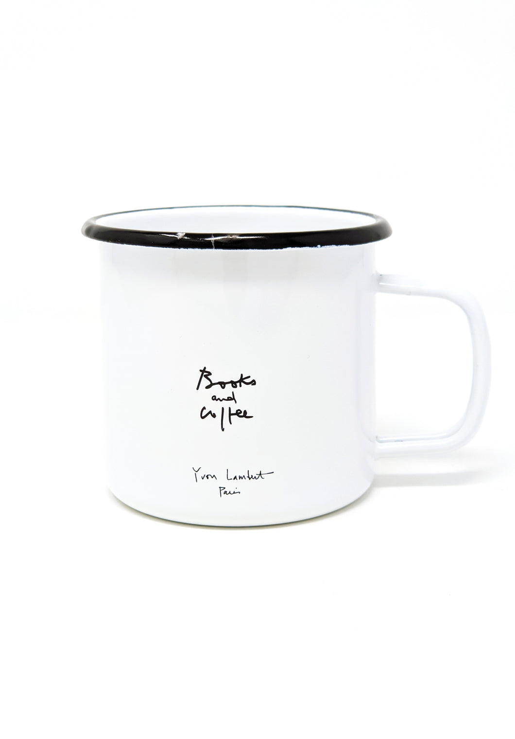 Yvon Lambert Books and Coffee mug