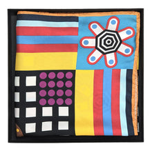 Load image into Gallery viewer, Nathalie Du Pasquier - Silk Scarf