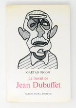 Load image into Gallery viewer, Gaëtan Picon - Le travail de Jean Dubuffet