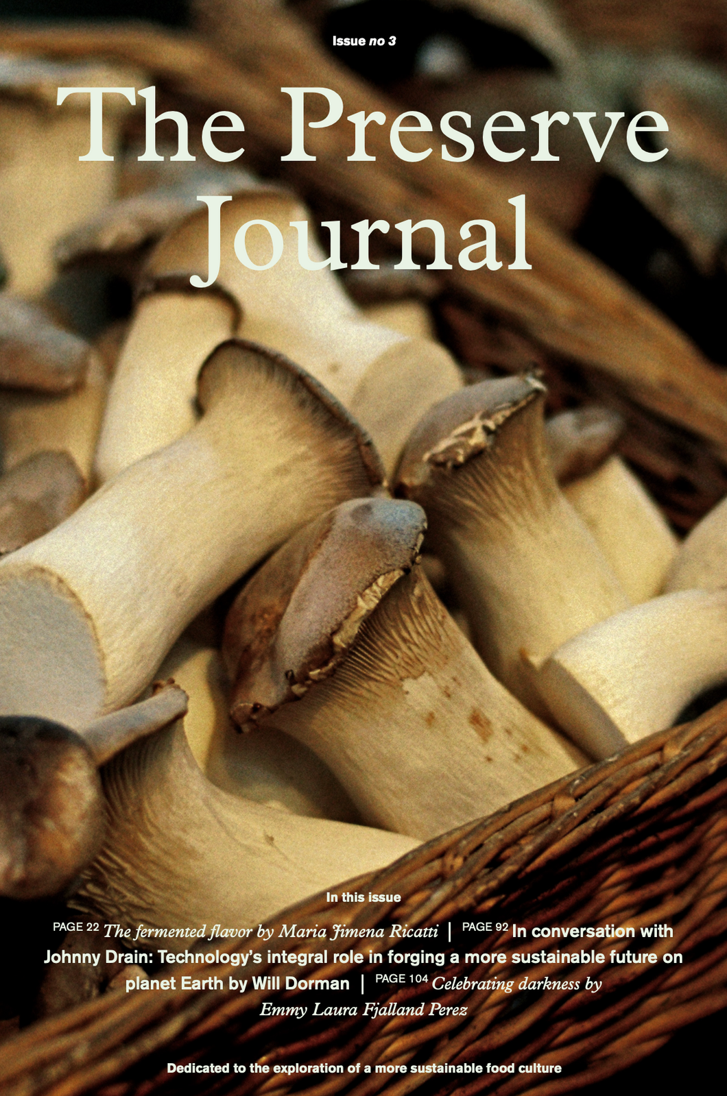 The Preserve Journal - Issue 3