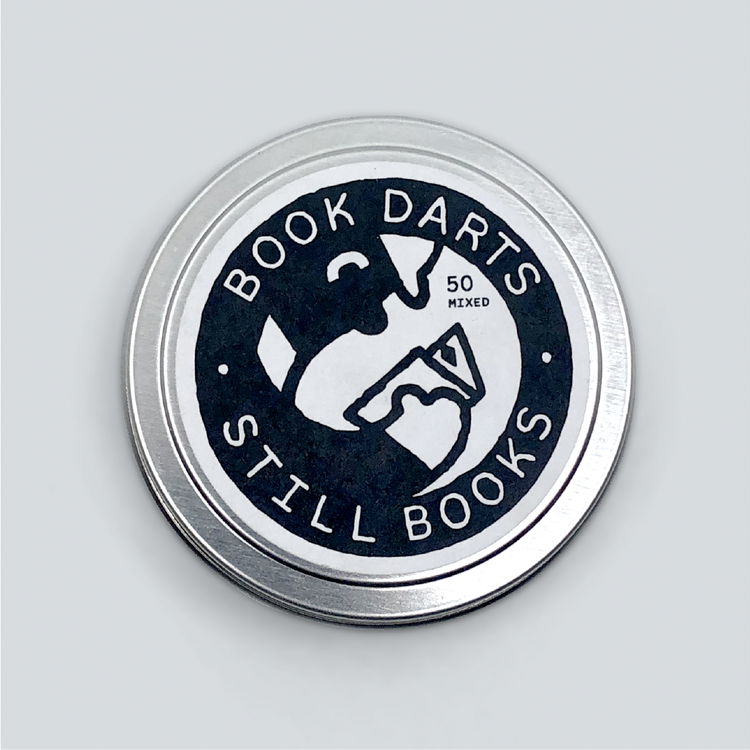 Still Books - Book Darts / Marque Page
