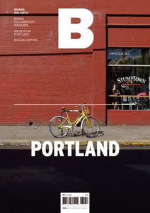 Magazine B Issue #58 : PORTLAND
