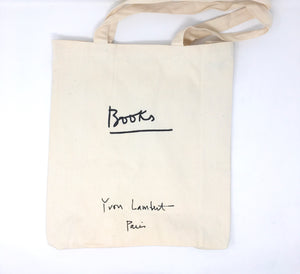 Still Books x Yvon Lambert Tote Bag