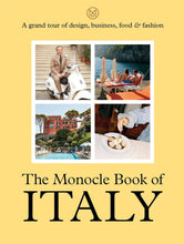 Load image into Gallery viewer, The Monocle Book of Italy