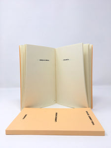 Lawrence Weiner - 10 Works (reprint 2019)