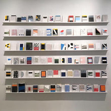 Load image into Gallery viewer, Nigel Peake - Une Bibliothèque (Crest Giant - Five Tales from Tomorrow)