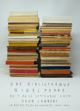 Load image into Gallery viewer, Nigel Peake - Une Bibliothèque (print)