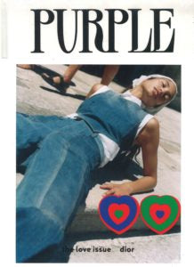 Purple Fashion - N°34 The Love Issue