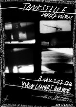 Load image into Gallery viewer, 8 novembre : Sergej Vutuc - TANKSTELLE
