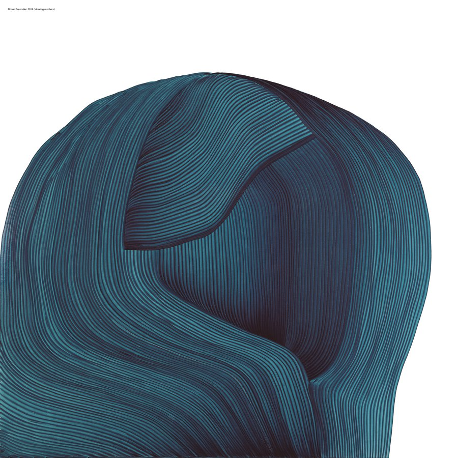 Ronan Bouroullec - Drawing 4 poster