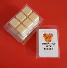 Load image into Gallery viewer, May Scent of the Month Breakfast with Mickey candles, wax melts or room spray