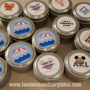 WDW Deluxe Lobby Wax melts and Candles , choose  Floridian Lobby, Beach Club, Bay Lake Tower or Contemporary
