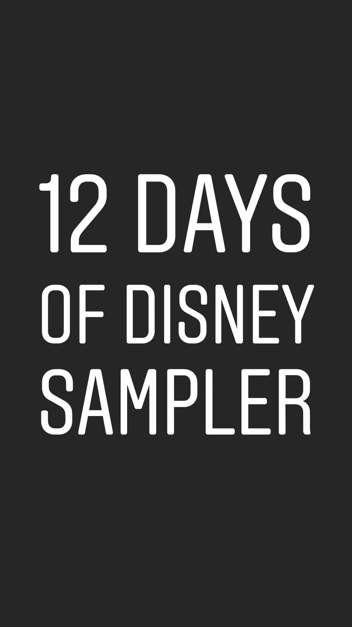 12 Days of Magic Wax Melt Sampler- choose sample size or Full Size