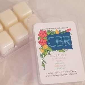 August 2020 Scent of the Month - CBR Resort Loop