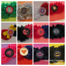 Load image into Gallery viewer, Superhero Headbands - Choose your hero!