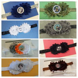 Star Wars Inspired headbands