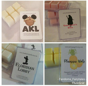 Bulk Wax Melts - 12 Wax Melts of Same Scent