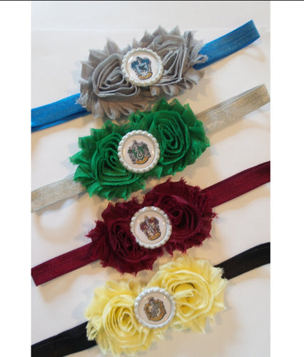 Wizarding House Headbands