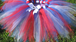 Captain America Tutu Running tutu, Child Tutu, Adult Tutu, Infant Tutu