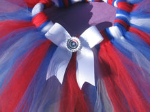 Load image into Gallery viewer, Captain America Tutu Running tutu, Child Tutu, Adult Tutu, Infant Tutu