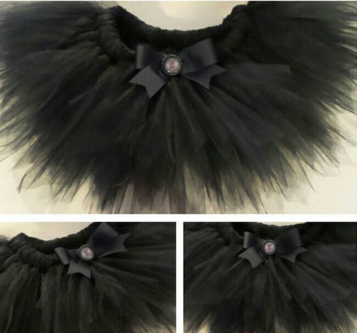 Black Widow Tutu Running tutu, Child Tutu, Adult Tutu, Infant Tutu