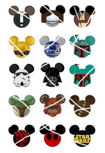 Load image into Gallery viewer, Star Wars Inspired headbands