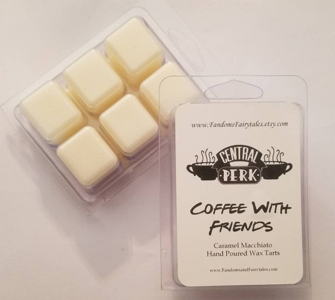 Coffee With Friends wax melts