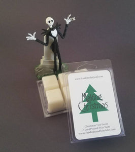 NMBC Wax Melts and Candles, Choose melts or Candles, Choose from 6 awesome scents Jack, Sally, Zero