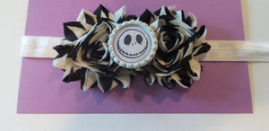 Jack NMBC Headband, Nightmare Before Christmas
