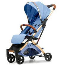 Load image into Gallery viewer, Baby Stroller Lightweight Portable Travel System - Camanda Baby - Blue