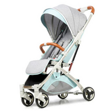 Load image into Gallery viewer, Baby Stroller Lightweight Portable Travel System - Camanda Baby - Mint Green